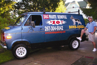 Dog Waste Removal Service